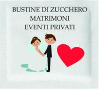 BUSTINE DI ZUCCHERO PER MATRIMONI E EVENTI PRIVATI